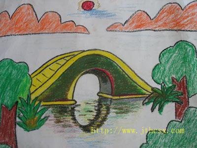 五年级美术作品简笔画图片