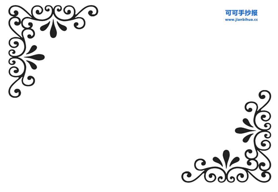 ppt 背景 背景图片 边框 模板 设计 相框 897_620
