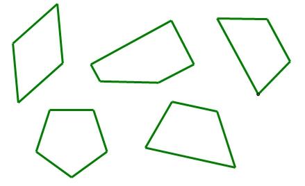 教数学1下认识长方形 正方形和圆测试卷