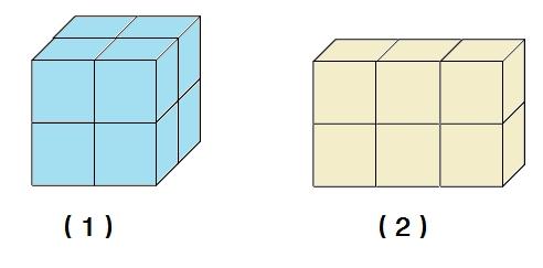 长方体和正方体的体积(15)