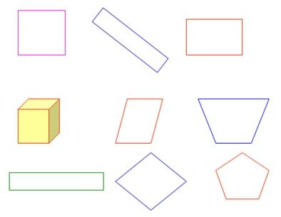 长方形和正方形单元测试卷(苏)