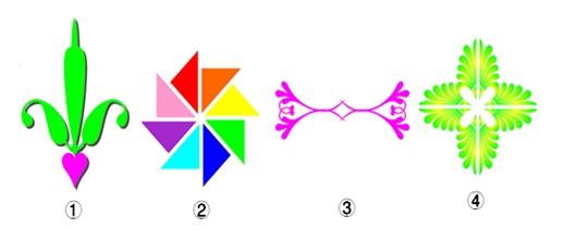 北师大数学三年级下册 轴对称图形 练习卷